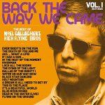 copertina album Back The Way We Came Vol. 1