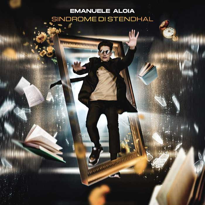 copertina album SINDROME DI STENDHAL