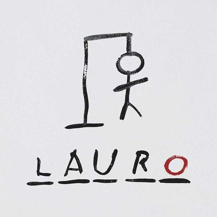 copertina album lauro