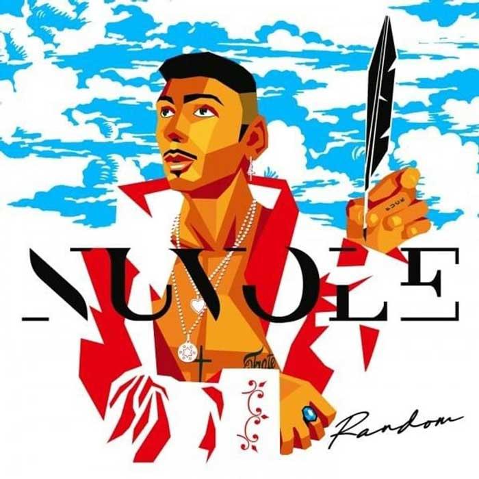 copertina album nuvole