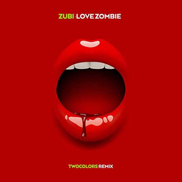 copertina brano love zombie