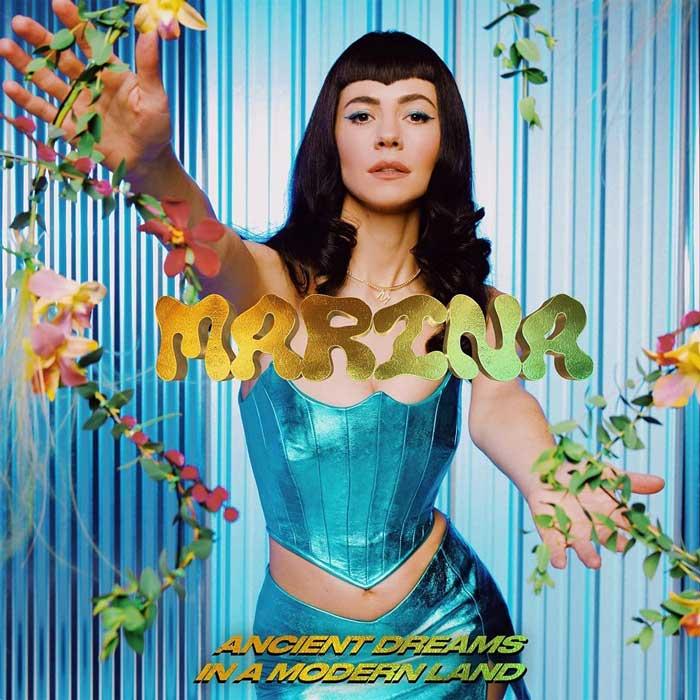 copertina album Ancient Dreams in a Modern Land