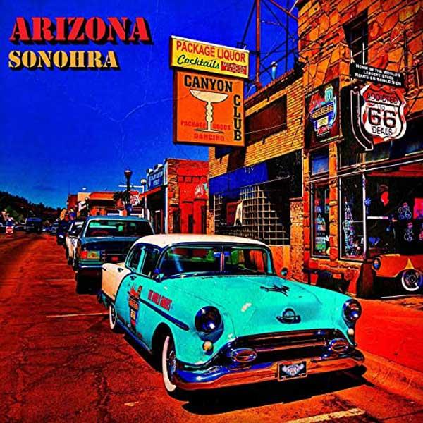 copertina brano arizona by Sonohra