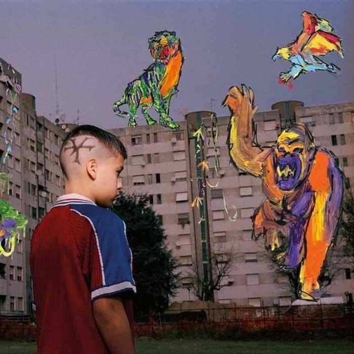copertina album DJUNGLE
