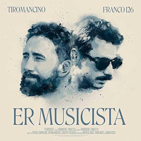 copertina brano er Musicista by tiromancino