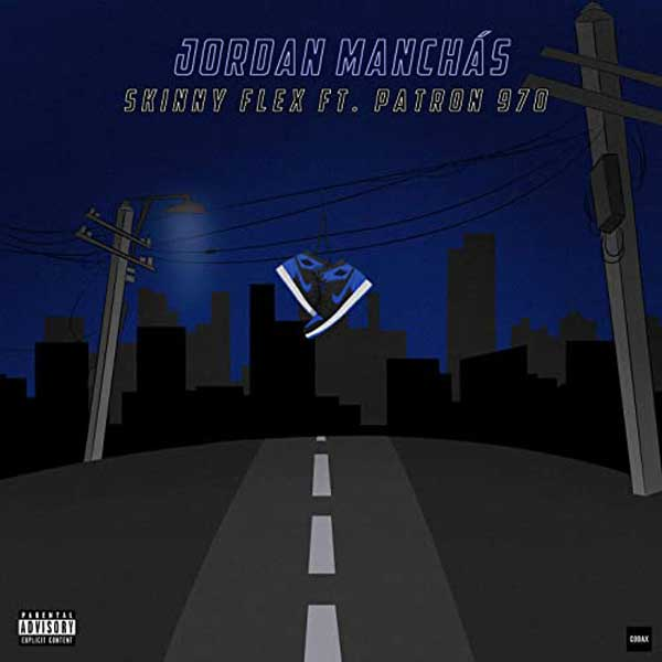 copertina brano Jordan Manchás