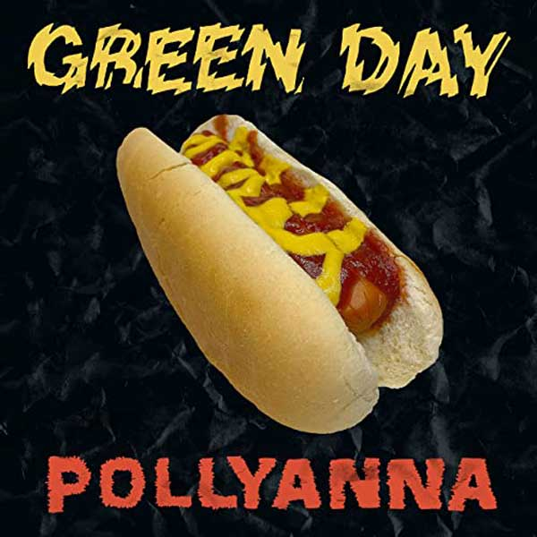 Pollyanna copertina brano green day