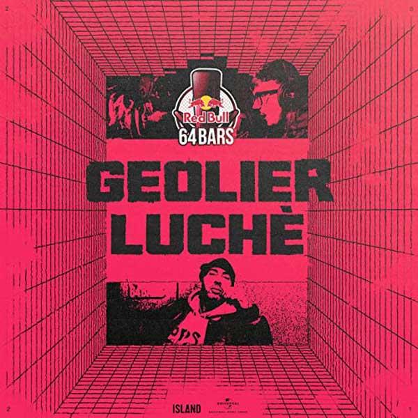 Rap Tutorial 64 Bars copertina brano Geolier