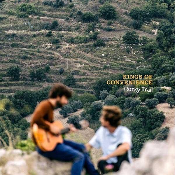 Rocky Trail copertina brano Kings of Convenience