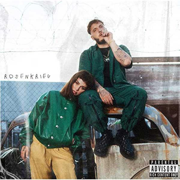 copertina brano Rosenkrieg