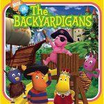 copertina colonna sonora the Backyardigans gli zonzoli
