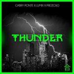 copertina brano thunder