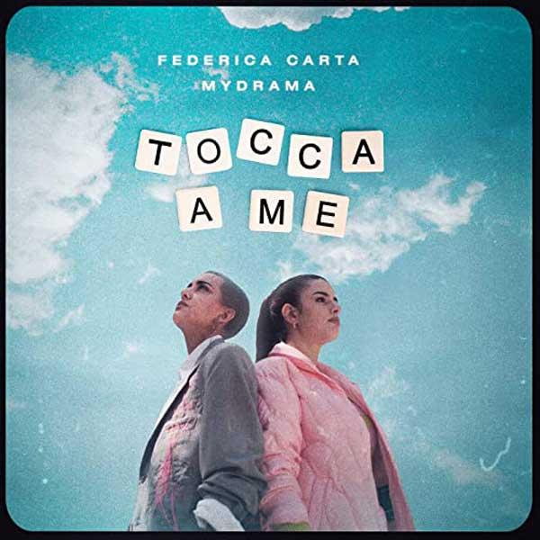 tocca a me copertina brano Federica Carta