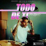 Todo De Ti copertina brano Rauw Alejandro