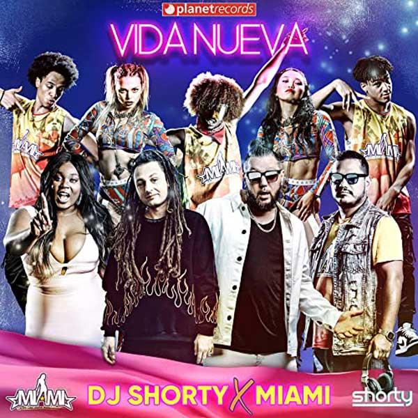 copertina brano vida nueva