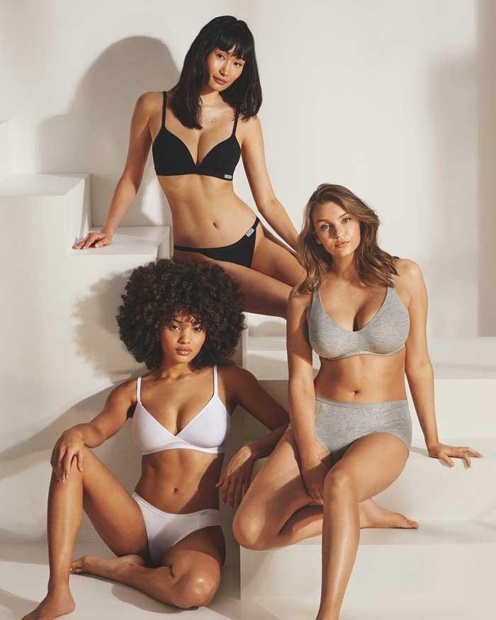 pubblicità intimissimi Natural Cotton 2021