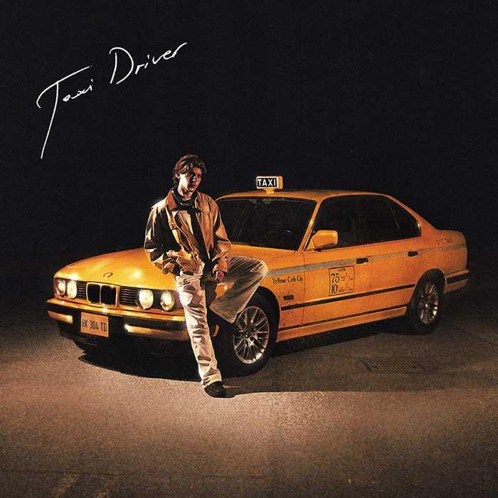 copertina album taxi driver