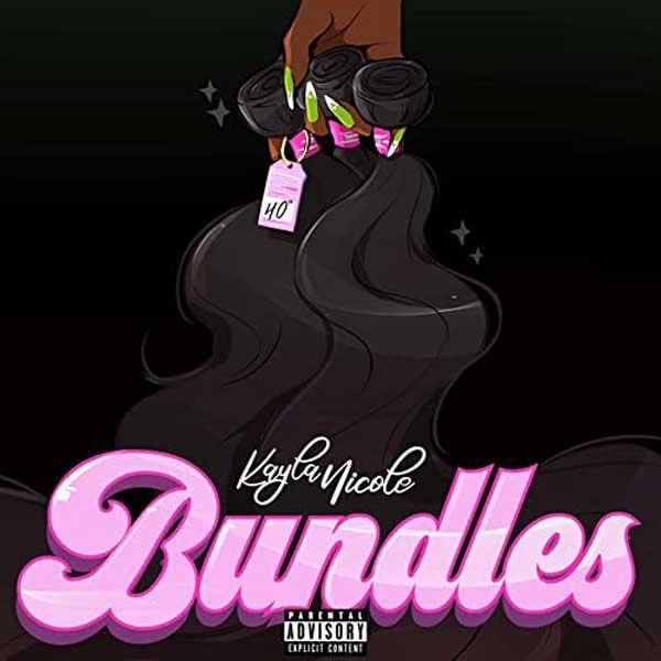 Bundles copertina brano Kayla Nicole
