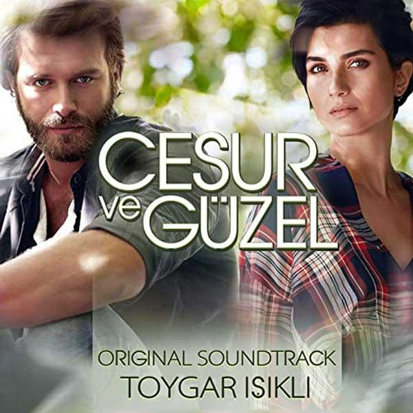 copertina colonna sonora Brave and beautiful