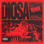 copertina brano diosa remix by Nathys