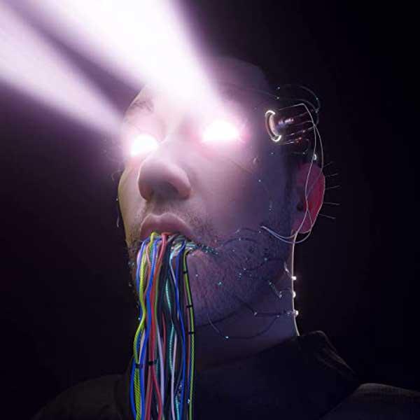 copertina canzone Distorted Light Beam
