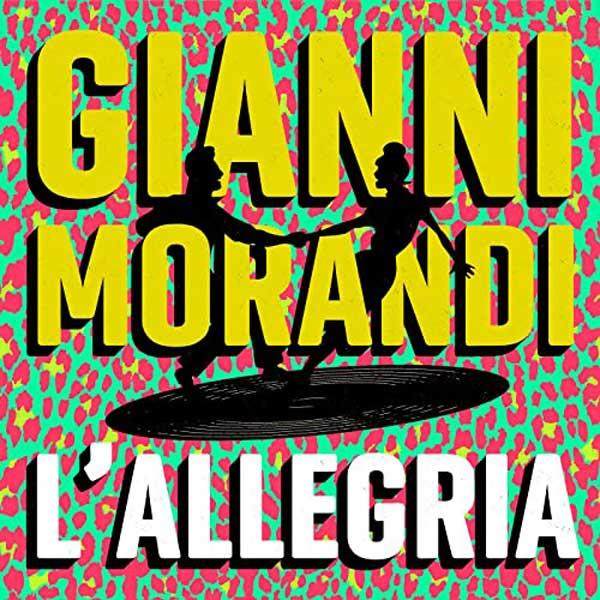 copertina brano l'allegria by morandi