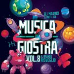copertina Musica Da Giostra volume 8