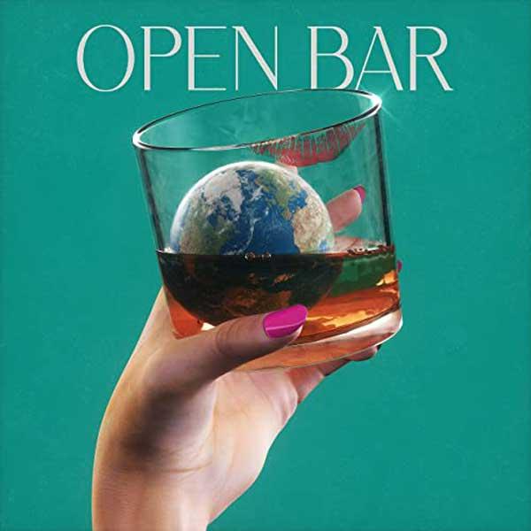 copertina brano open bar by il pagante