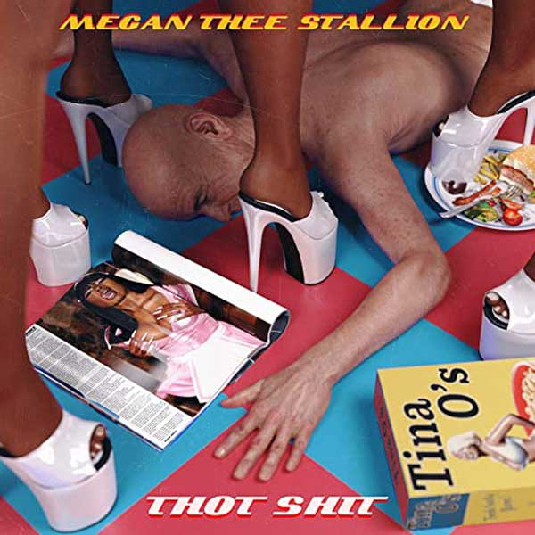 copertina brano thot shit