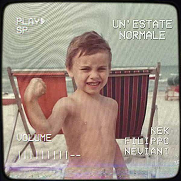 copertina brano un'estate normale by nek