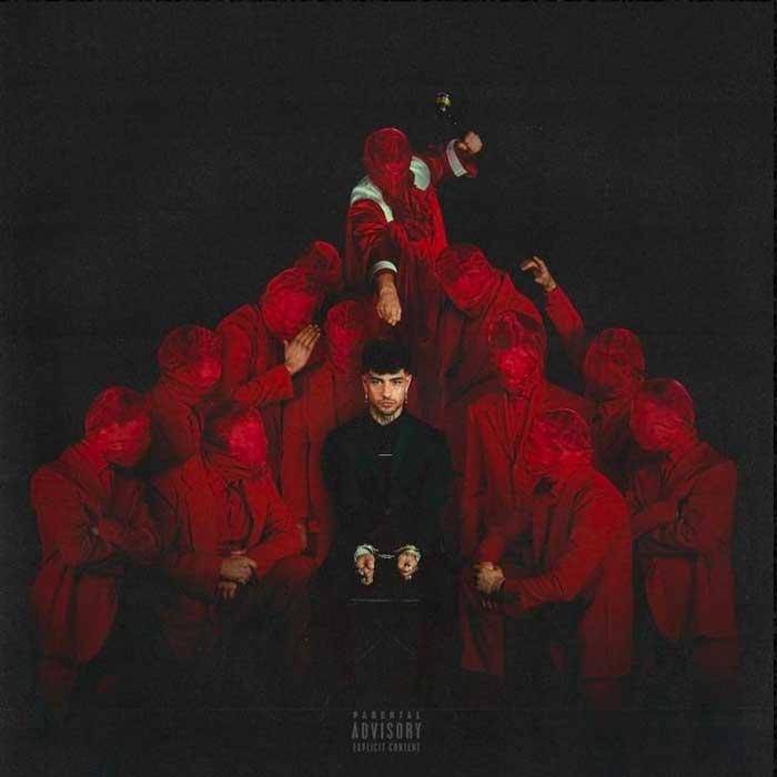 copertina album Untouchable