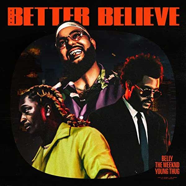 copertina brano Better Believe