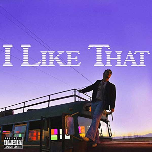 I Like That copertina brano Bazzi