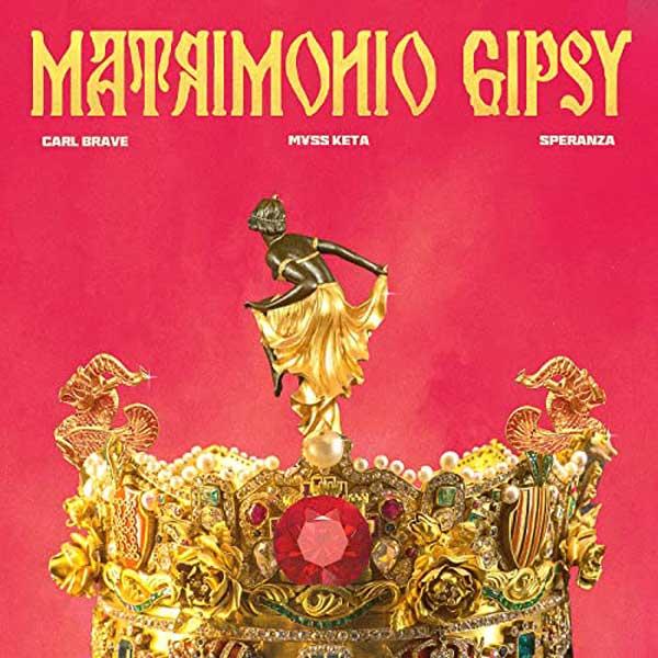 copertina canzone Matrimonio Gipsy
