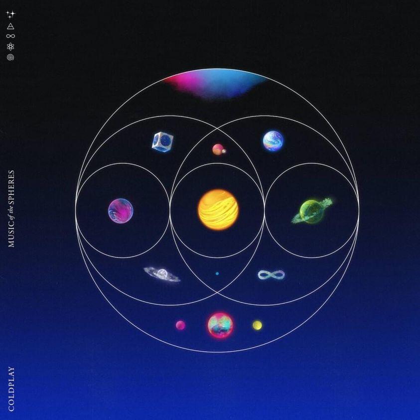 copertina album Music of the Spheres