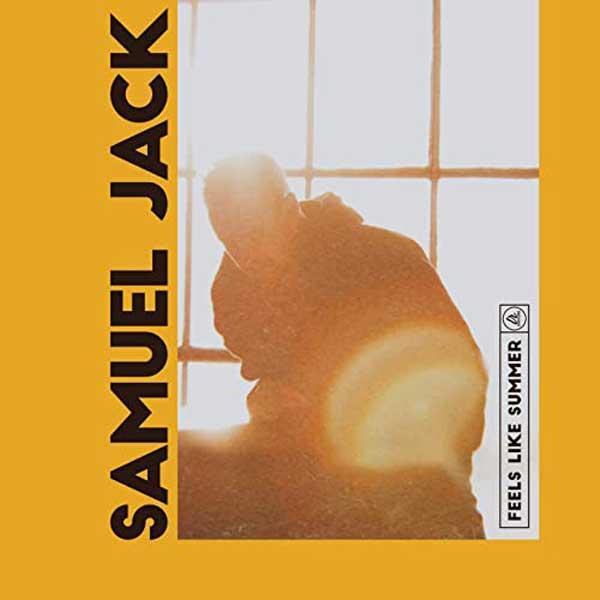 Feels Like Summer copertina brano Samuel Jack