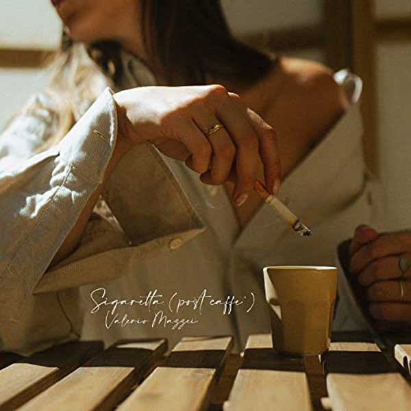 Sigaretta post caffè copertina brano valerio