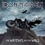 The Writing on the Wall copertina brano Iron Maiden