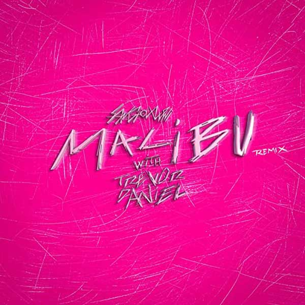 malibu remix copertina brano sangiovanni