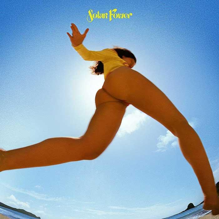 copertina album solar power